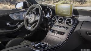 C63 Coupe Interior 2017 Mercedes Amg C63 S Coupe Edition One Us Spec Interior