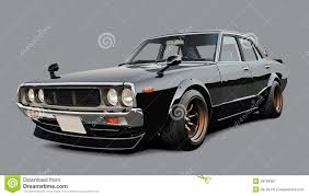 japanese cars classic japanese sports car royalty free stock photography image