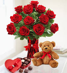 valentines flowers bountiful bundle standard shown flowers from the heart