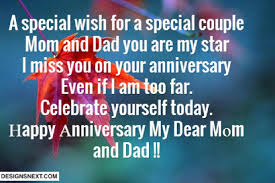 Best 25 Anniversary Wishes To 25th Wedding Anniversary Mom And Dad Poems Best Images