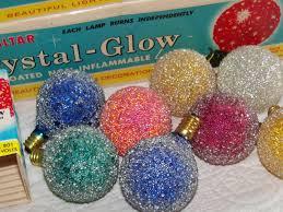 vintage christmas lights vintage snowball light bulbs for