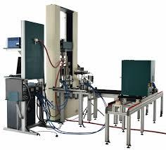 speeds straining at variable speeds to suit wide range of tinius olsen universal testing machine a complete setup
