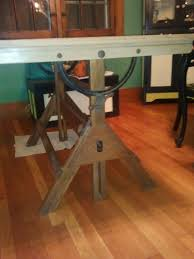 drafting table vancouver furniture antique drafting table isis drafting table