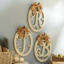 Monogram Plaques If You Have Someone On Your List Who Loves Monogrammed Items Then