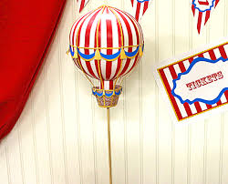 circus balloon circus printable party