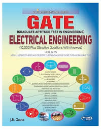 gate electrical engineering 10000 plus objective questions with