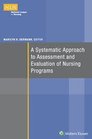 a systematic approach to assessment and evaluation
