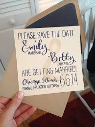 save the date postcards cheap creative save the date card exles