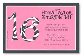 sweet sixteen invitations wording etiquette invitations
