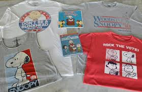 Peanuts Halloween T Shirts Rock The Vote With The Peanuts Gang Giveaway See Mom Click