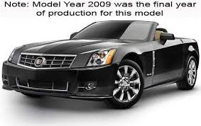 2008 cadillac xlr specs used 2009 cadillac xlr for sale pricing features edmunds