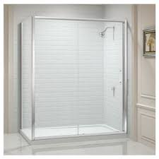 merlyn 8 series 1700mm sliding shower door