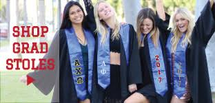 sorority graduation stoles sorority store apparel merchandise u