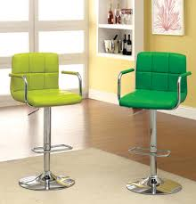 chelsea bar stool chelsea chrome swivel bar stool green red purple gray orange
