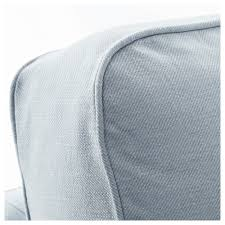 Ikea Chaise Lounge Sofa by Ektorp Two Seat Sofa And Chaise Longue Nordvalla Light Blue Ikea