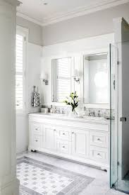 white bathroom decor ideas pictures tips from hgtv hgtv with photo