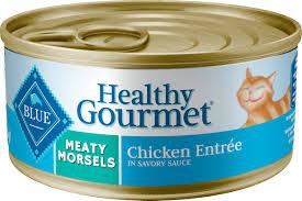 blue buffalo healthy gourmet meaty morsels chicken entree canned