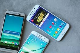 android htc htc one m9 vs samsung galaxy s6 which android flagship is the