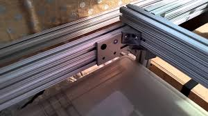 Aluminum Bed Frame How The Bed In My Works