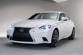 is lexus lexus releases official 2014 is f sport images before detroit reveal