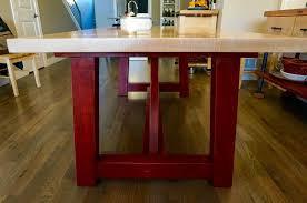 custom furniture u2013 cutting board master