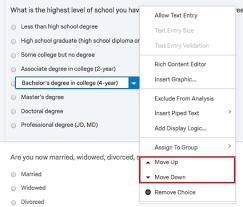 testing editing active surveys qualtrics support