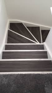 laminate stairs how to make stair nosing yourself youtube