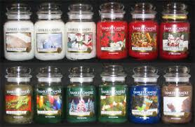 yankee candle 1 22 oz jar scents many