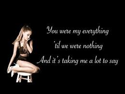 my everything ariana grande vagalume