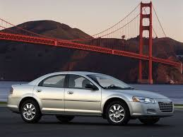 2006 chrysler sebring sedan related infomation specifications