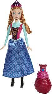 disney frozen royal color change anna toys u0026 games amazon canada
