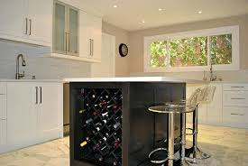 kitchen island wine rack kitchen island wine rack threshold with cart