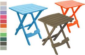 Outdoor Folding Side Table Quik Folding Side Table True Value