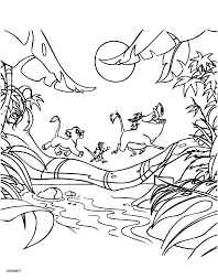 lion king photographic gallery lion king coloring pages