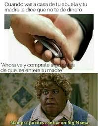 Mama Meme - la vieja confiable de big mama meme by trollonymous memedroid