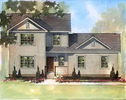 Shouse House Plans Garrison House Plan Schumacher Homes