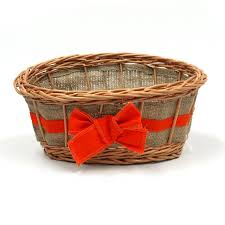 empty gift baskets empty wicker gift basket ribbon empty and gift