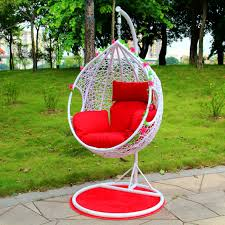 bedroom charming compare prices rattan swing chair online