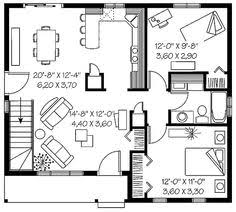 Bedroom House Plans  Square Feet  Square Feet - Bedroom plans designs