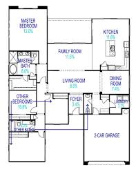 Attractive Typical Living Room Size Home Design - Family room size