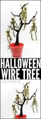 halloween wire tree decoration totally the bomb com