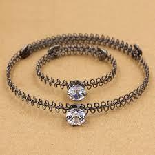 beaded necklace tattoo images Tattoo choker jewelry jpg