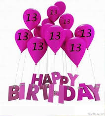 outstanding 25th birthday wishes 2016 62 13th happy birthday wishes
