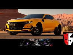 bumblebee camaro 2016 chevy camaro for transformers the last 2017