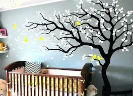 arbre chambre bébé chambre enfant stickers stickers pour chambre fille sticker mural