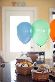 hot air balloon centerpiece hot air balloon party jpg