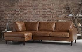 fancy leather chaise sofa with awesome leather sectional sofa