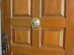 foo dog door knocker golden brass fu dog door knock at feng shui bestbuy