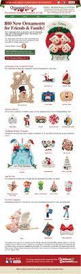 ornamentshop emails coupons content and ornaments