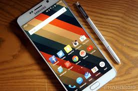 best new android phones galaxy note 7 alternatives best android phones with a stylus